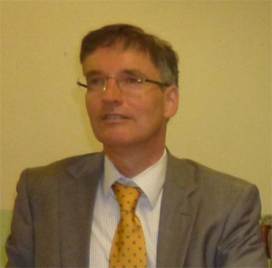 Ambassador Marin DIHM, Head of European Union Delegation to PNG